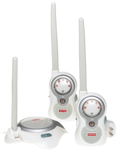 Fisher-Price Sounds 'n Lights Monitor with Dual Receivers by Fisher-Price