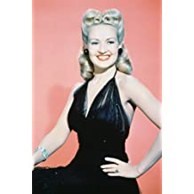 Betty Grable 24X36 Poster