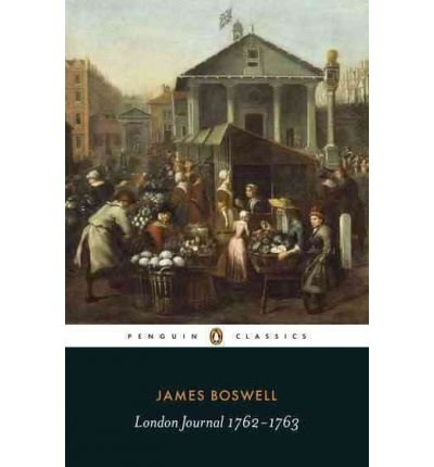 Download [London Journal 1762-1763] (By: James Boswell) [published: October, 2010] PDF