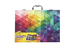 Crayola Inspiration Art Case 140 Pieces Art Case