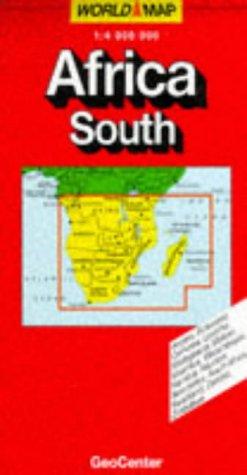 RV Karten Nr.33211   Afrika Süd  World Map S.