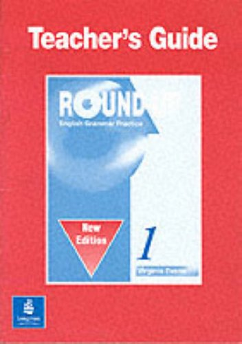 Download Round-Up Teachers Book 1 New Edition (Round Up Grammar Practice) (English and Spanish Edition) PDF