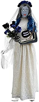 Disfraz Novia Cadáver mujer adulto (M): Amazon.es: Juguetes y ...