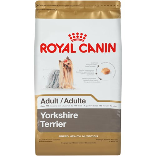 Royal Canin Yorkshire Terrier Dry Dog Food 10-Pound Bag
