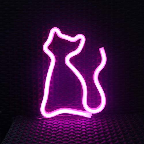 Led Decorations - LED Neon Signs for Wall Decor,USB