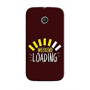 Cover It Up Weekend Loading Hard Case For Moto E