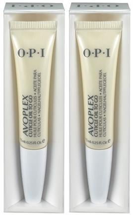 OPI AVOPLEX NAIL & CUTICLE REPLENISHING OIL TO GO(0.25 fl. Oz./7.5 mL.) (Qty