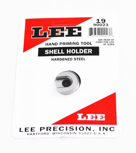 Auto Tool Priming (LEE PRECISION No.19 Shell Holder)