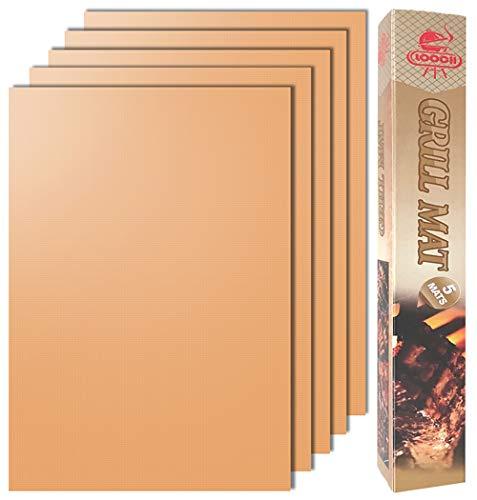 Looch Copper Grill Mat