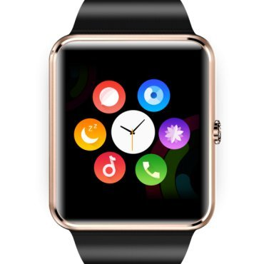 Innjoo Innwatch - Smartwatch, color plateado: Amazon.es: Electrónica