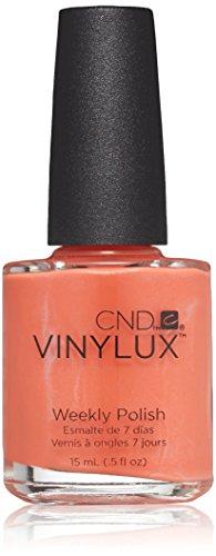 CND Vinylux Weekly Nail Polish, Desert Poppy, .5 oz