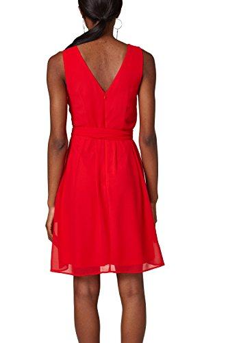 De Soirée Rouge red Esprit Femme Collection Robe 630 fqxwWgH1E