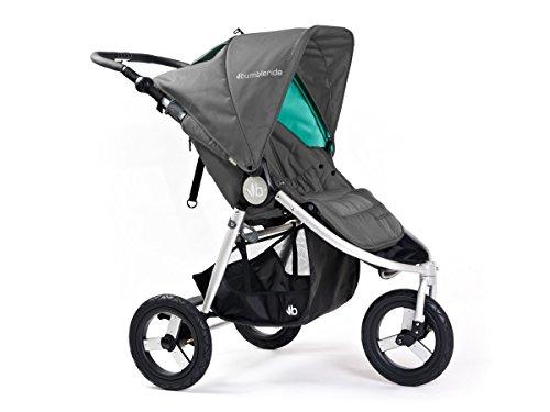 Bumbleride Indie Baby Stroller, Dawn Grey by Bumbleride