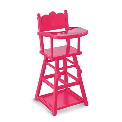 Corolle Girls Mon Classique Cherry High Chair ()