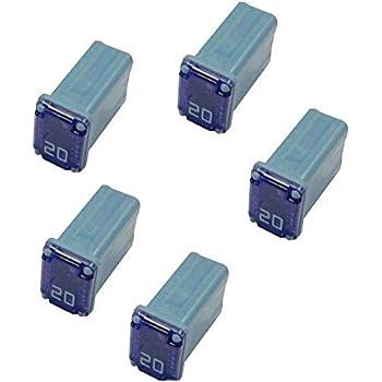 41XCTcA3pYL._SL500_AC_SS350_ amazon com 20 pack automotive micro cartridge fuses low profile fmm