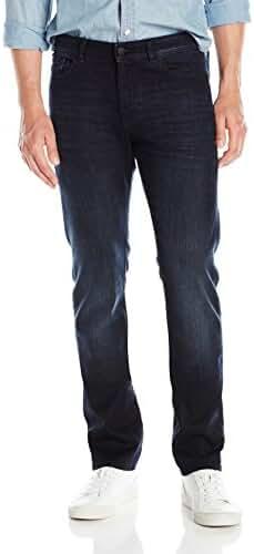 DL1961 Men's Russell Slim Straight Jean in Ink