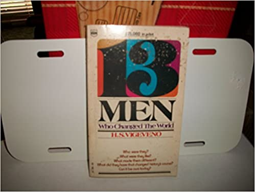 Book 13 Men Who Changed the World