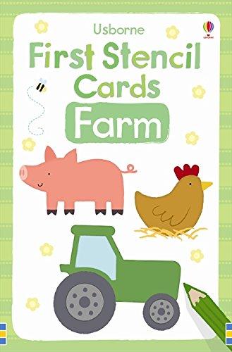 Download Farm (Usborne First Stencil Cards) pdf epub