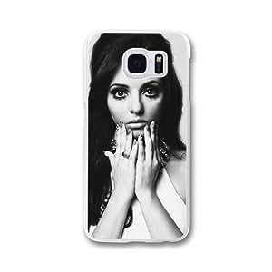 Little Mix D1X4LF5H Caso funda Samsung Galaxy S7 Edge Caja blanco