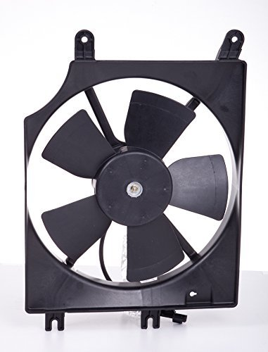 Auxiliary Cooling Fan for Chevrolet Optra 96553377 96553241 suzuki Reno Forenza Part