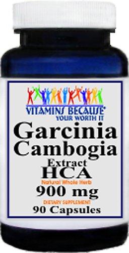 HCA 900mg Garcinia cambogia - Perte de poids / Appétit / Energy Booster