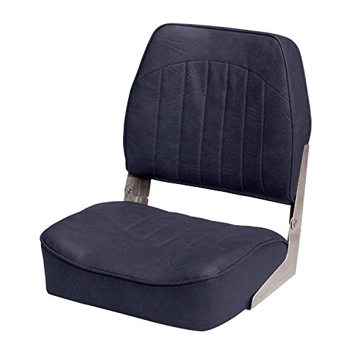 Wise 8WD734PLS-711 Low Back Boat Seat, Navy ()