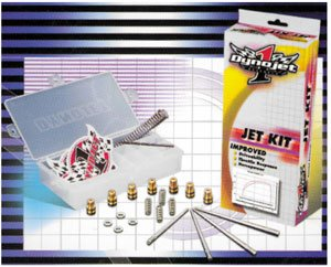 Dynojet Research Jet Kit - Stage 1 And 2 3138 ()