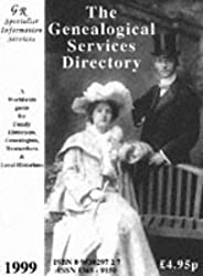 The Genealogical Services Directory 1999