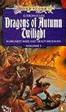 """Dragons of Autumn Twilight - V.1 (TSR Fantasy) (Spanish Edition)"" av Tracy Hickman"