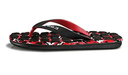 Flops Cómodo Hombres Masaje Zapatillas red Flip prape nt0Fqw4xv