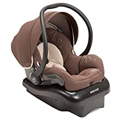 Happy travels are ahead with the maxi-cosi mico ap infant car seat. The mico ap features air protect advanced side impact technology for a safer ride. The patented air protect cushion system protects around your baby's head, where it's needed...