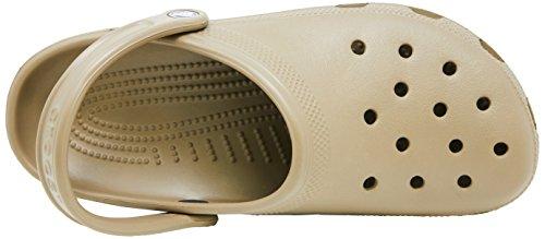 Classic Braun Crocs 260 Khaki Adulto Zuecos Unisex RqIvwIdz