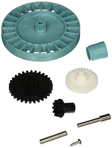 Medium Turbine Navigator (Hayward AXV079VP Medium Turbine Spindle Gear Replacement Kit for Select Hayward Pool Cleaner)