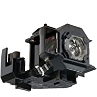 Powerwarehouse Epson ELP-LP34 Projector Lamp replacement by Powerwarehouse - Premium Powerwarehouse Replacement Lamp