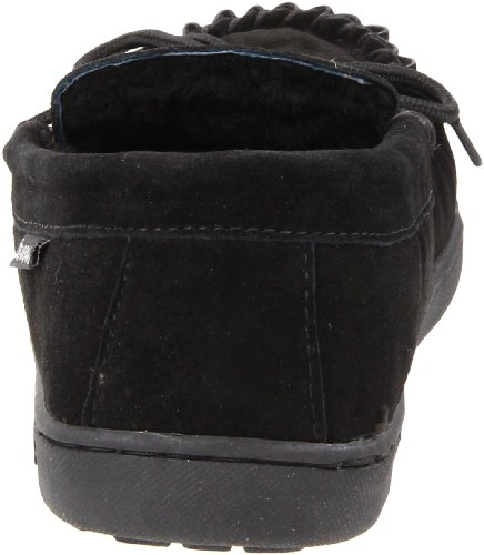 Moc Ii Bearpaw Black Men's Slippers 4dwnnUPF