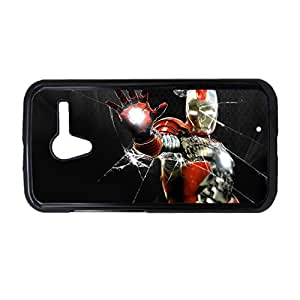 Generic Soft Creativity Back Phone Covers For Girl Design With Iron Man For Moto X Choose Design 26