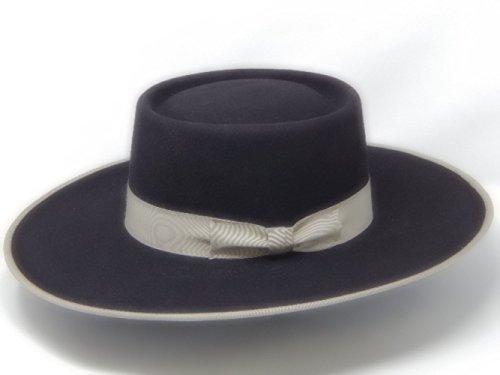 Amazon.com  A236-8X Beaver Quality Buckaroo Style Fur Felt Hat  Handmade 22513395e22