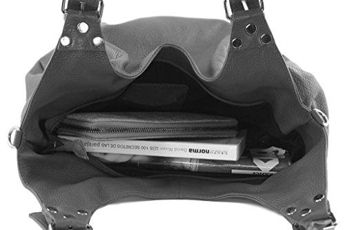 agata promotion femme sac a c cuir sac main cuir femme cuir a sac sac Sac femme sac sac sac sac Agata pour Clair de Plusieurs Coloris cuir promotion sac main Gris nOddqRxfS