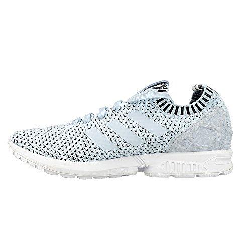 Donna Adidas Zx Sneaker Primeknit Hellblau Blu Flux a4xtn4qwTO
