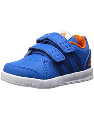 LK Trainer 7 Infant Shock Blue Synthetic Trainers