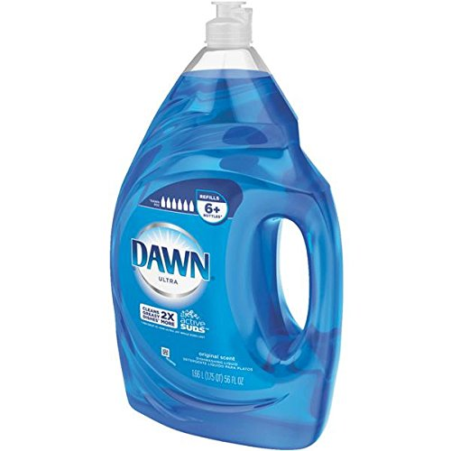 Dawn Ultra Dishwashing Liquid, Original Scent, 56 (Dawn Liquid Dish Soap)
