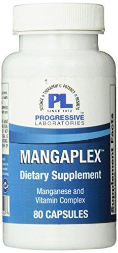 Progressive Labs Mangaplex Supplement, 80 Count For Sale