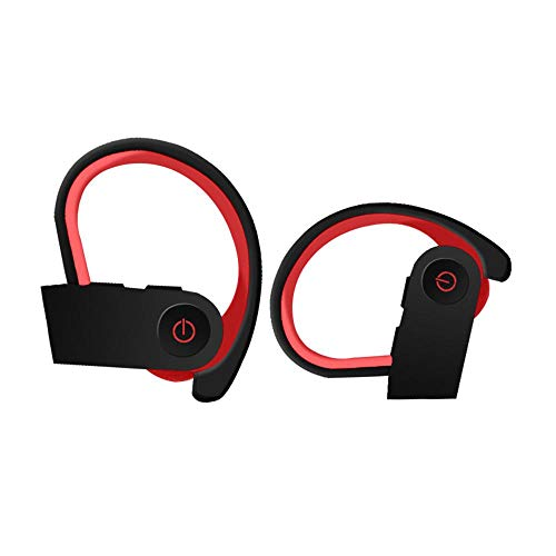 LayOPO Wireless Headset, Syllable Bluetooth V5.0 TWS Running Headphones Stereo in Ear Earbuds, Sport Sweatproof Headset Long Battery Life with Mic for iPhone,iPad,Samsung,Android