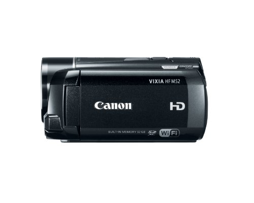 Canon VIXIA HF M52 Camcorder Driver for Windows Mac