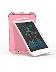 VSON 10 inch LCD Writing Tablet Drawing Pad Learning Express Toy Electronic Writing Board for Kids Learning, Scribble and Play