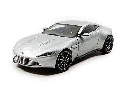Hot Wheels Elite James Bond Spectre Aston Martin DB10 Die-cast Vehicle (1:18 Scale) ()