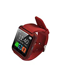 PADGENE Bluetooth 4.0 Smart Watch WristWatch U8 UWatch Fit for Smartphones IOS Apple iphone 4/4S/5/5C/5S Android Samsung S2/S3/S4/S5/S6Edge/Note2/Note3 /HTC Sony Blackberry and Other Andriod Phone