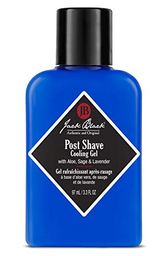 Jack Black - Post Shave Cooling Gel, 3.3 Fl Oz
