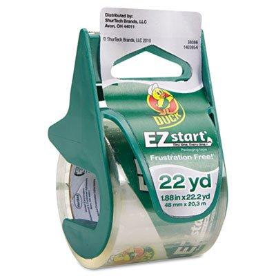 (DUC07307 - Duck EZ Start Carton Sealing Tape/Dispenser )