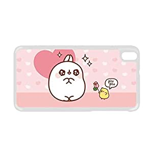 Generic Hard Plastic Phone Cases For Girls With Molang Rabbit For Htc Desire 816 Choose Design 4